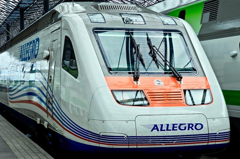 поезд-аллегро